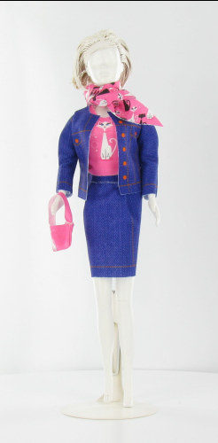 Dress Your Doll - Jacky Cat & Jeans